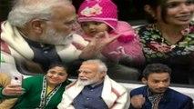 Pakistan को सबक सिखाने के बाद Delhi Metro से ISKCON Temple पहुंचे PM Modi | वनइंडिया हिंदी