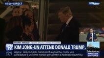 Donald Trump est arrivé au Vietnam avant sa rencontre avec Kim Jong-un