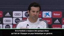 "Copa del Rey - Solari : ""Le Clasico fait de l'Espagne la capitale mondiale du football"""