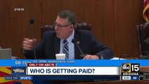 Could late HOA payments could go to attorneys, service fees first?