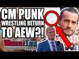 CM Punk To AEW?! Vince McMahon UPSET With WWE RAW!  | WrestleTalk News Jan. 2019
