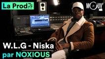 """Niska - """"W.L.G"""" : comment Noxious a créé le hit"""
