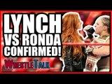WWE Heel Turn! Becky Lynch Vs Ronda Rousey CONFIRMED! WWE Raw, Jan. 28, 2019 Review | WrestleTalk