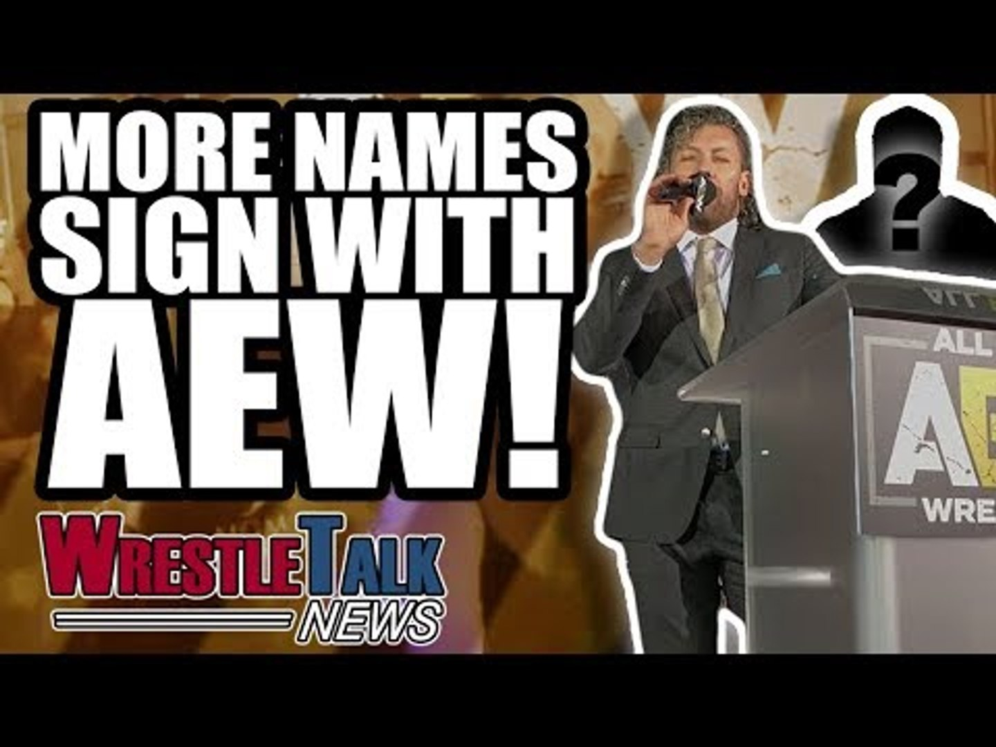 HUGE AEW ALL ELITE WRESTLING NEWS & UPDATES! | WrestleTalk News Feb 2019