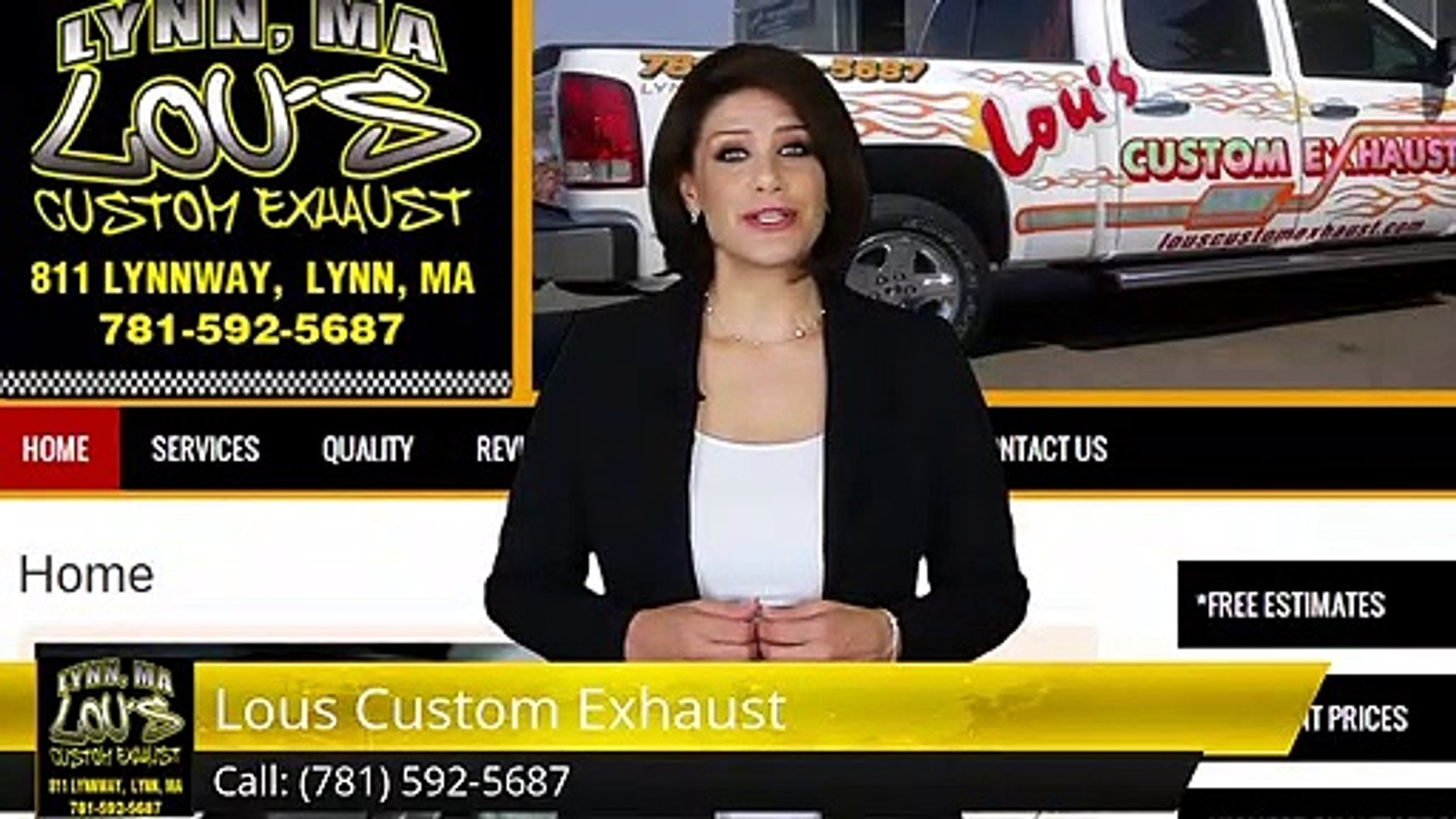 Lou'S Custom Exhaust >> Lous Custom Exhaust Lynn Incredible 5 Star Review By Syndey Jonson