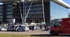 Terör Örgütü Yandaşları Avrupa Konseyi Binasına Saldırdı! Çok Sayıda Gözaltı Var
