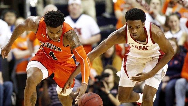 Alabama-Auburn Rivalry: History of Basketball's Iron Bowl
