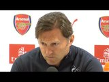 Arsenal 2-0 Southampton - Ralph Hasenhuttl Full Post Match Press Conference - Premier League