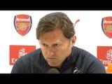 Arsenal 2-0 Southampton - Ralph Hasenhuttl Full Post Match Press Conference - Premier League