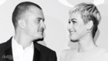 Katy Perry Reveals How Orlando Bloom Popped the Question | THR News