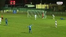 J16 (match reporté) : JA Drancy - Rodez Aveyron Football (0-1), le résumé