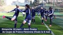 Equipe de France Féminine : les Bleues à J-100 de la Coupe du Monde en France I FFF 2019