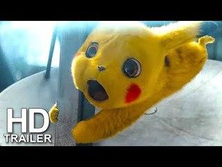 POKÉMON DETECTIVE PIKACHU Official Trailer #2 (2019) Ryan Reynolds, Live Action Movie HD