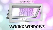 Awning Casement Windows in Calgary | Awning Windows Replacement and Installation Services in Calgary