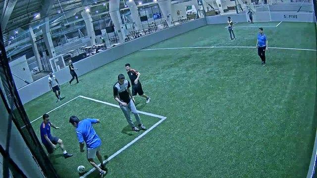 02/27/2019 00:00:01 - Sofive Soccer Centers Rockville - Old Trafford