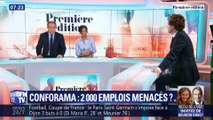 Conforama: 2 000 emplois menacés ?