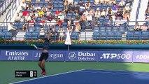 ATP - Dubai 2019 - Benoît Paire n'a résisté que 81 minutes contre Kei Nishikori