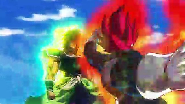 Bande-annonce VF de Dragon Ball Super : Broly