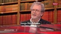 Livres & vous, Georges Didi-Huberman découvre la bibliothèque du Sénat