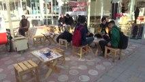 Tokat Çay Ocağından Öğrenciler İçin 'Askıda Çay-simit' Uygulaması
