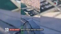 British Airways : grosse frayeur pour des passagers