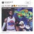 'Space Jam 2' with LeBron James hits theaters in 2021