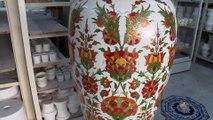 Türk porselenini 128 yıldır dünyaya tanıtıyor - İSTANBUL