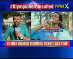 #OlympicHeroInsulted_ PV Sindhu given economy ticket, Netas splurge Rs 1 crore
