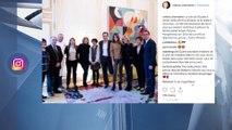 Brigitte Macron : Valérie Trierweiler dévoile une photo de leur rencontre
