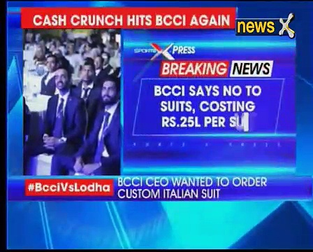 BCCI vs Lodha_ No Italian-Tailored suits for Men in Blue