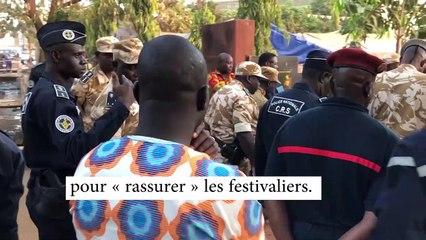 """FESPACO 2019 : la sécurité renforcée pour """"rassurer les festivaliers"""""""