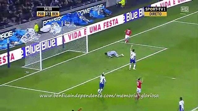 Lima faz o 2º no FCPorto-Benfica de 14/15