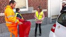 Nimy: des enfants des écoles ont participé à la journée propreté