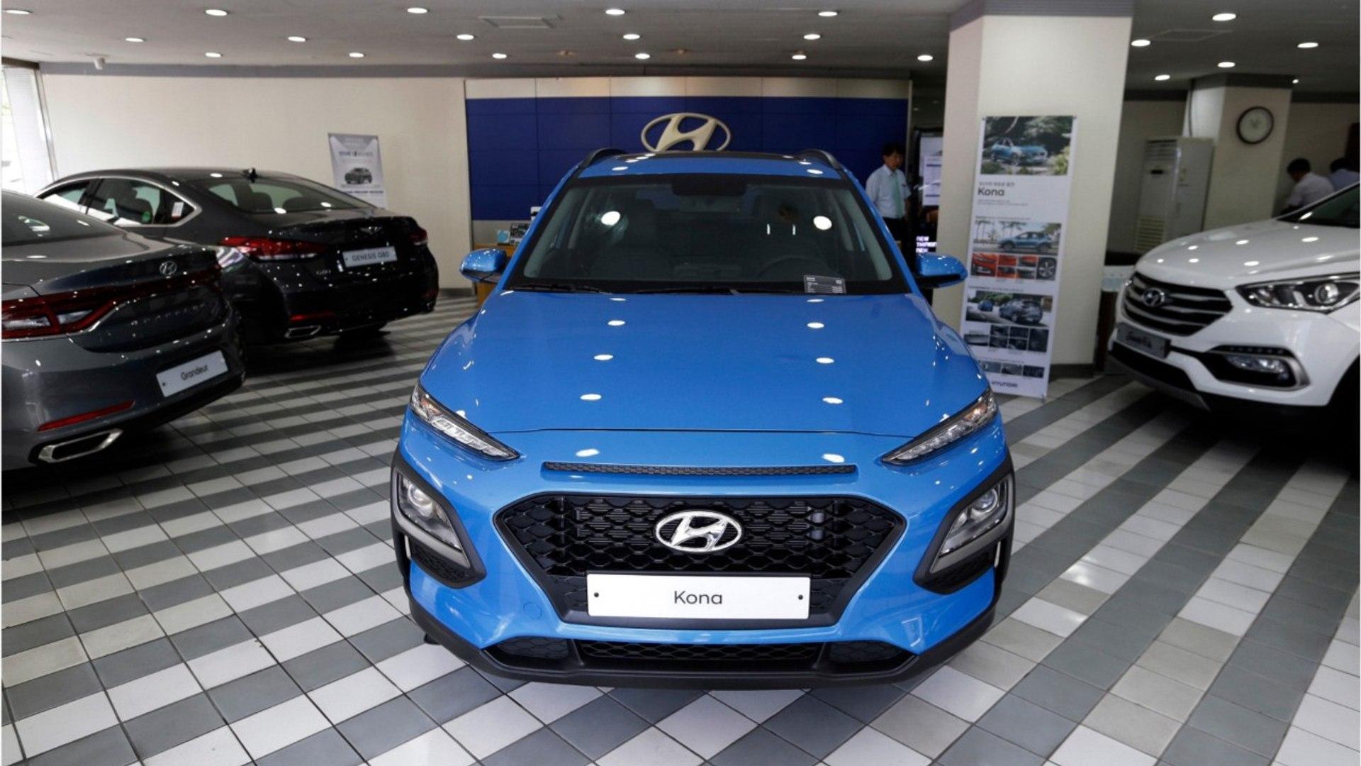 Hyundai's 5-Year Plan: $40 Billion On New Models, Tech