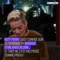 La demande en mariage d'Orlando Bloom à Katy Perry