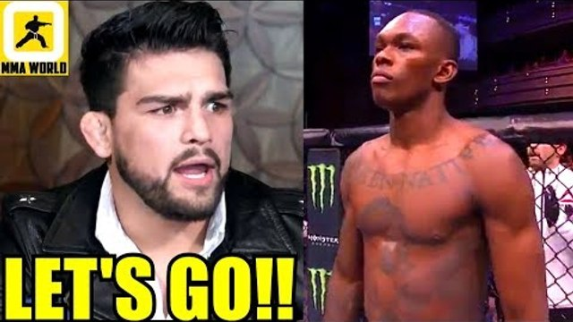 BIG NEWS-Kelvin Gastelum vs Israel Adesanya set for April 13 at UFC 236 for Interim belt,Woodley