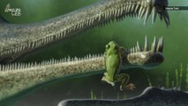 These Tiny Fossils Are the Oldest Evidence of Frog Ancestors Discovered in North America