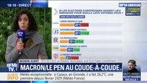 """Européennes: Manon Aubry (LFI) appelle """"tous les jeunes à se mobiliser"""""""