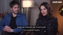 """Rencontre avec Juliette Binoche et François Civil pour """"Celle que vous croyez"""""""