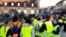 """Parents d'élèves mobilisés à Wittersdorf: """"On a peur pour nos enfants"""""""