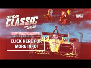 IndyCar is coming to COTA 2019!