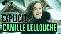 Camille Lellouche réagit aux punchlines de Koba la D, Orelsan, Damso...