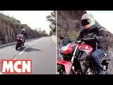 Honda CBR500R and CB500F bike review | MCN | Motorcyclenews.com