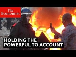 Fake news v fact: The battle for truth | The Economist