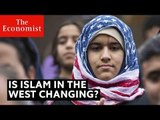 How Islam in the West is changing | The Economist