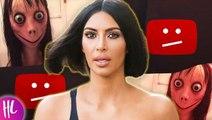 Kim Kardashian Begs YouTube To Delete Momo Challenge Videos | Hollywoodlife