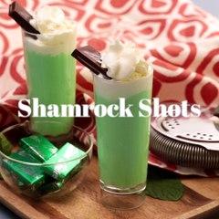 Shamrock Shots Cocktail Recipe - Liquor.com