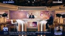 Européennes: Emmanuel Macron et Marine Le Pen au coude-à-coude (1/3)