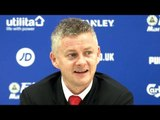 Crystal Palace 1-3 Manchester United - Ole Gunnar Solskjaer Full Post Match Press Conference