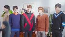 "[Pops in Seoul Sweet confession for INSPIRIT! INFINITE(인피니트)'s ""CLOCK"" _ MV Shooting Sketch"